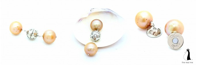 Champagne Round Pearl