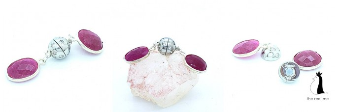 Encased Ruby Stone